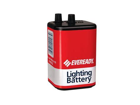 Eveready Heavy Duty Baterai Aa Isi 4 6v zinc lantern battery terminals energizer eveready 510s