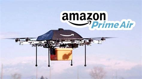 amazon to deliver on sundays under new scheme launching in the mustang messenger you may soon have a drone as a