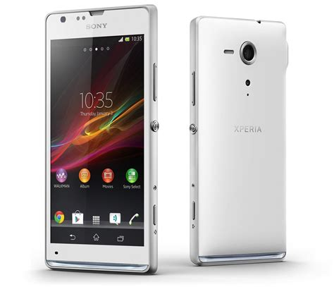 Hp Sony Xperia Xp Sony Xperia Sp 1 Daily Mobile