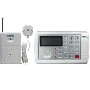 ideal security wireless water alarm system with auto