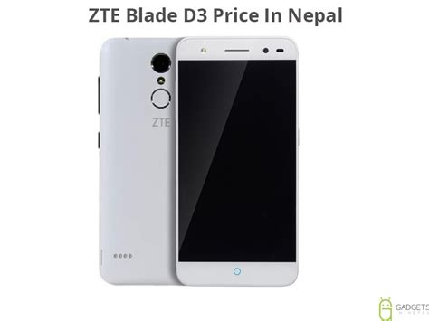 Hp Zte Blade D3 zte smartphone blade d3 specification and price in nepal