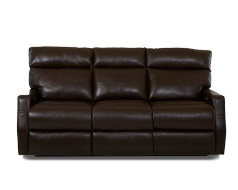 sofa com usa comfort design keynote reclining sofa clp124rs