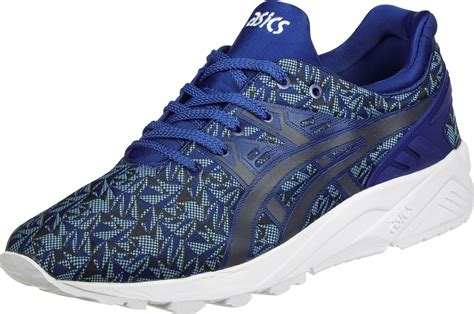 Asics Gel Kayano Trainer asics tiger gel kayano trainer evo origami shoes blue grey weare shop