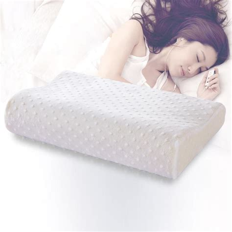 Pillows For Neck Relief by New Memory Foam Pillow Pillow Neck Relief Rebound