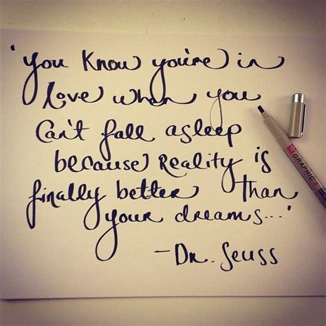 dr seuss hair quotes you know you are in love dr suess quote pictures photos