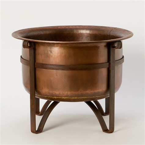 26134122 000 A Zoom2 Copper Firepit