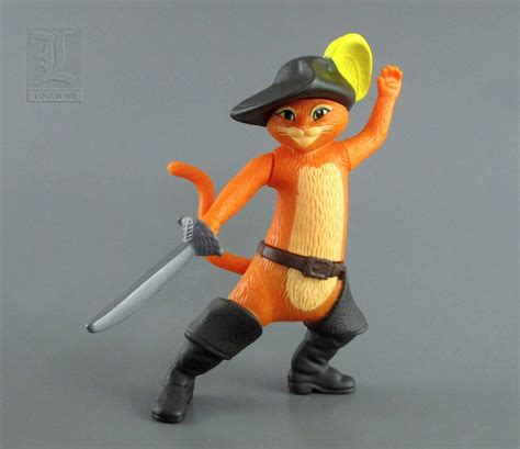 Happy Meal Mc Donald Puss In Boots 1 mcdonald s puss in boots puss in boots with sword happy meal dreamworks a photo on
