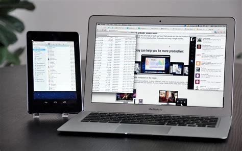 android tablet as second monitor extend laptop display pro turn your phone tablet as a second monitor via wifi usb co