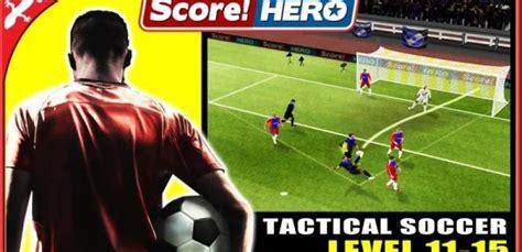 Mod Game Score Hero   score hero mod apk android game free download