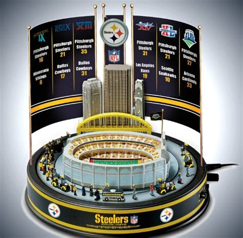 pittsburgh steelers nfl some wonderful collectibles or