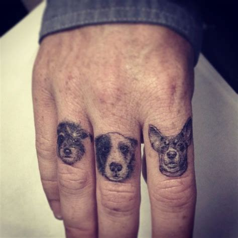 tattoo finger animal animal finger tattoos designs ideas and meaning tattoos