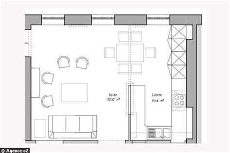 plans cuisine ouverte 12 id 233 es de cuisines avec plans et photos c 244 t 233 maison