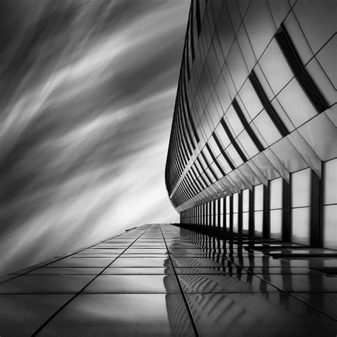 artistic black and white photography by matej michalik
