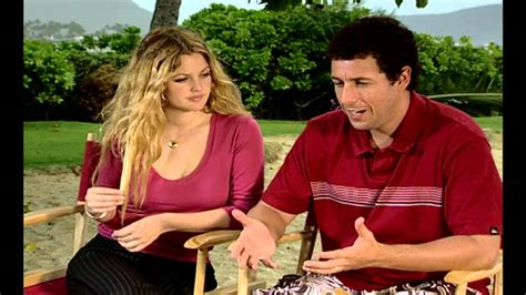 first date for 50 year olds 50 first dates adam sandler drew barrymore interviews