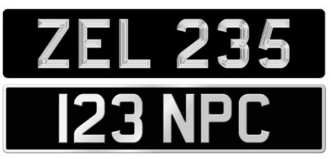 number plate sizes styles bestplate