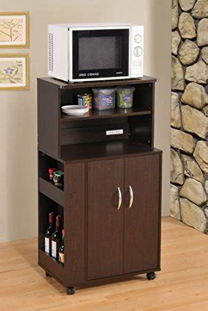 Microwave Stand with Storage: 15 Microwave Stand Storehouses