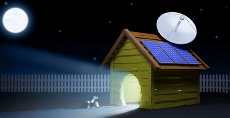 solar panel dog house solar panels and saving money at home green prophet