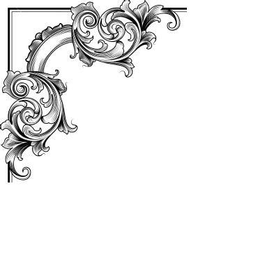 Decorative Corner by Decorative Corner Free Images At Clker Vector Clip