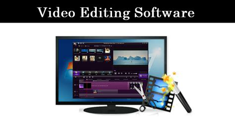 best editing software for pc top 10 best editing software for pc windows mac 2016
