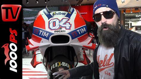 Motorrad Videos Ducati by Video Ducati Superleggera Superbike Und Ducati Desmo16
