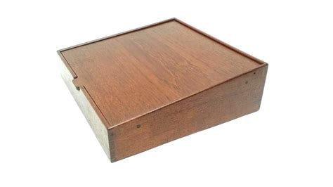 Handcrafted Jewelry Box - handcrafted jewelry box by willy beck for sale at 1stdibs