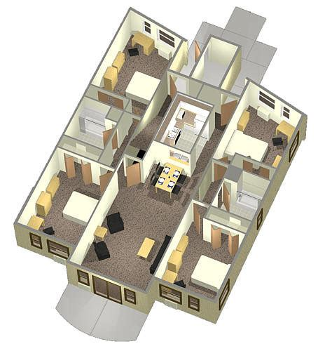 4 bedroom apartments ithaca east apartments 4 person 1st floor apartment layout circle apartments