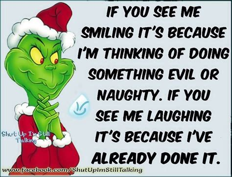 funny grinch christmas quote pictures   images  facebook tumblr pinterest