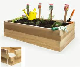 raised bed planters and vegetable boxes by all things