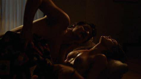 Naked Adria Arjona In Narcos