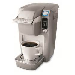 keurig mini b31 coffeemaker chrome sam s club