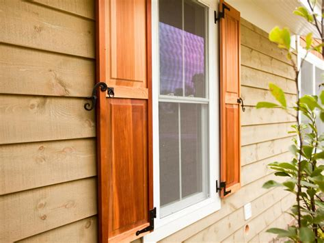 Door Shutters Exterior Here Are The Four Types Of Exterior Window Shutters Diy