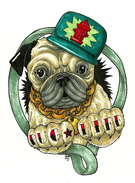 lifespan for pugs pug by maddmoll on deviantart
