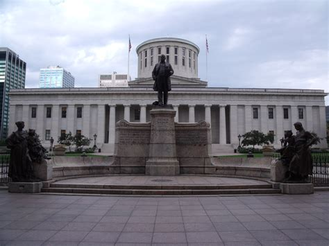 ohio state house file mckinley memorial ohio statehouse jpg wikimedia commons