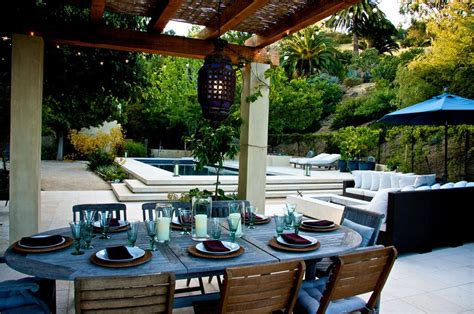 outdoor dining room ideas landscaping network