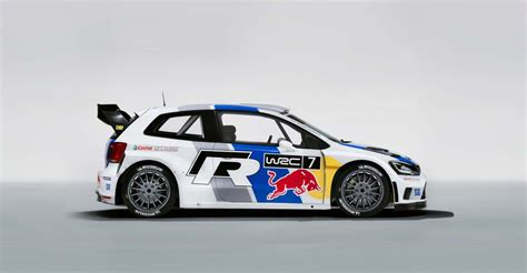 Volkswagen Rally Car by Boostaddict Volkswagen Officially Launches Their Wrc