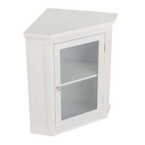 bathroom corner cupboards white elegant home fashions wilshire 21 1 4 in w x 23 3 4 in h