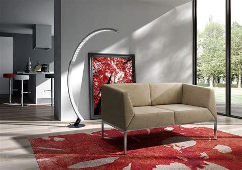 ladari per salotto moderno divano con piedini in metallo per salotto moderno idfdesign