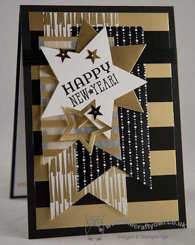 Handmade New Year Cards Ideas - happy new year 2018 handmade card designs crafts to get