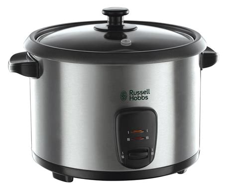 Rice Cooker Stainless hobbs 1 8l rice cooker and steamer stainless