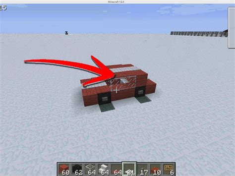 minecraft car that moves how to make cars move on minecraft how to make a car in