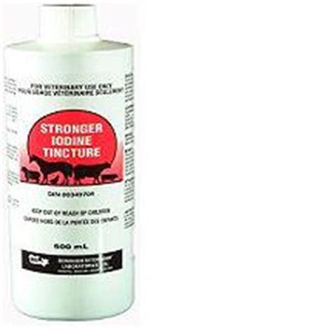 Iodine Detox Symptoms Diarrhea by Embrun Veterinary Services Preventive Archives Embrun