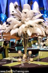 feathers for centerpieces wedding ostrich feather centerpieces favors ideas