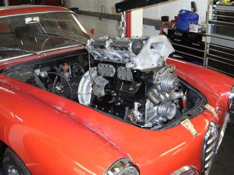 the alfa romeo 4c 1900 engine