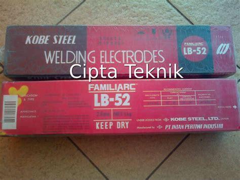 Kawat Las Steel Lb 52 3 2 Mm jual kawat las steel lb 52 2 6mm di lapak