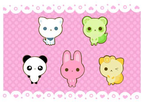 imagenes kawaii para descargar hermosas im 225 genes de animalitos kawaii para descargar