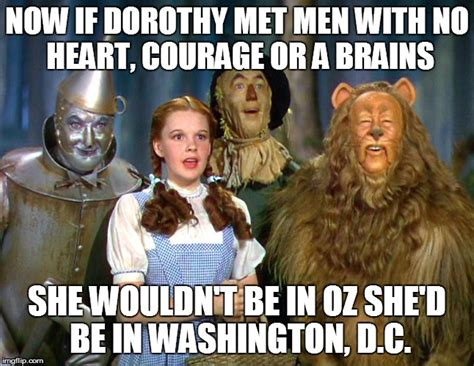 Wizard Of Oz Meme Generator - image tagged in wizard of oz political politics imgflip