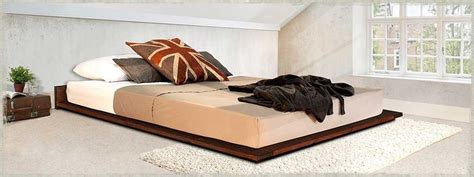 Low Bed Frames Uk Wooden Beds Handmade Low Beds With Fast Delivery Get Laid Beds