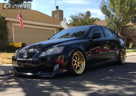 bmw is350 2006 lexus is350 aodhan ds01 megan racing coilovers