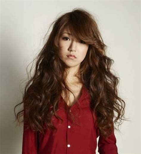 Asian Hairstyles With Bangs by 14 Prettiest Asian Hairstyles With Bangs For The Sassy