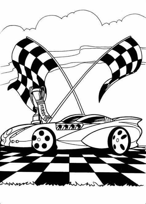 Hot Wheels Coloring Pages Coloringpages1001 Com Wheels Coloring Pages